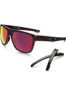 Óculos Oakley Crossrange Xl Ink Prizm Road - Masculino