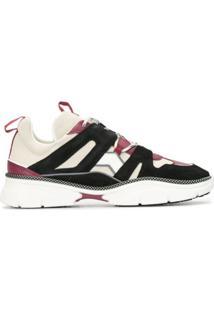 Isabel Marant Kindsay Low-Top Sneaker - Roxo