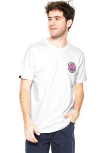 Camiseta Rusty Mayan Branca
