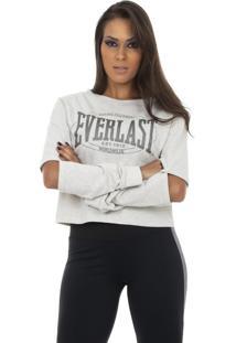 Blusa Everlast Ny Fashion Mescla