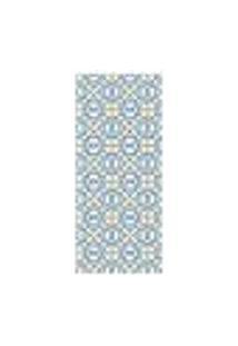 Adesivo Decorativo De Porta - Azulejo Português - 1438Cnpt