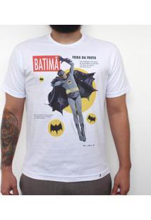 Feira Da Fruta - Camiseta Clássica Masculina