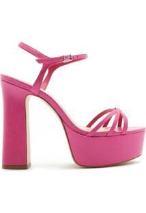 Sandália Meia Pata Bold Pink | Schutz