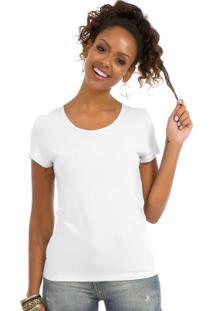 Blusa Branco Rovitex Premium