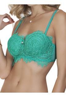 cf5540ca6 ... Sutiã Beautiful Tomara Que Caia Verde Água