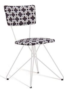 Cadeira Butterfly Preto