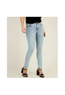 Calça Jeans Skinny Feminina Zune Jeans