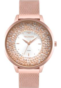 Relógio Technos Feminino Elegance 2035Mqb/5K