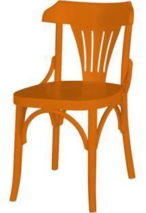 Cadeira Opzione Acabamento Laranja - 18231 - Sun House