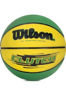 Bola Wilson De Basquete Clutch #7 - Unissex