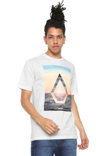 Camiseta Volcom Splicer Off-White