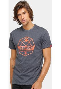 Camiseta Element Dome Masculina - Masculino