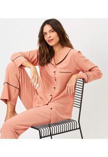 Pijama Joge Longo Cobre