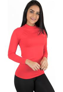 Camisa Térmica Diluxo Vermelha