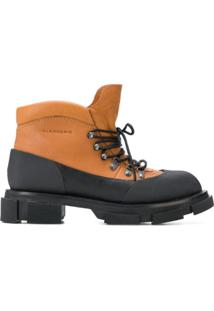 Clergerie Bank Boots - Marrom