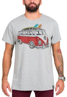 Camiseta Urza Kombi Color Mescla