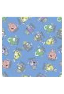 Papel De Parede Autocolante Rolo 0,58 X 3M - Infantil 387