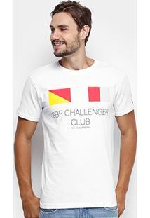 Camiseta Starter Sbr Flags Masculina - Masculino