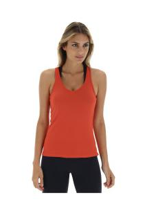 Camiseta Regata Oxer Campeão Classic - Feminina - Coral