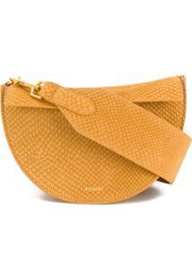 Yuzefi Bolsa Tiracolo Dip - Amarelo