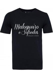 Camiseta Zé Carretilha Corinthians Maloqueiro Masculina - Masculino