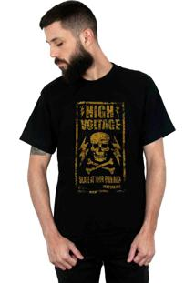 Camiseta Ventura High Voltage Preto