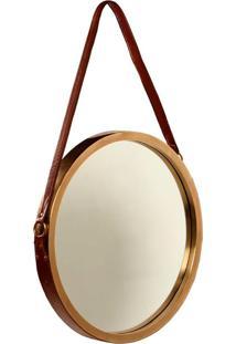 Espelho Decorativo Com Moldura De Parede Sophie