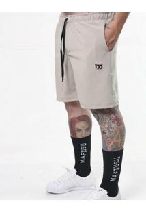 Bermuda Mafiusu Modelagem Curta - Masculino