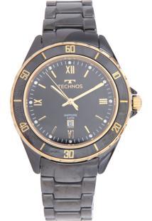 Relógio Technos 2015Cao/4P Preto