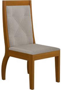 Cadeira Agata 2 Peças - Imbuia Com Turim 07