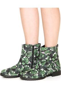Bota Dafiti Shoes Bangaloo Verde