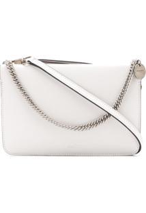 decdaf5115 Bolsa Ouro Branco Transversal feminina