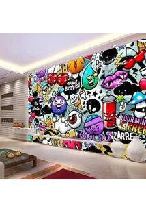 Painel Adesivo Grafite