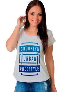 Camiseta Shop225 Urban Branco
