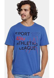 Camiseta Burn Sport - Masculino