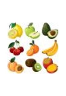 Adesivo Decorativo De Cozinha - Frutas - 205Cz-M