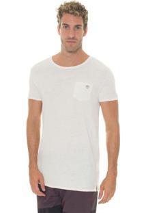 Camiseta Long Linen