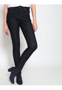 Jeans Skinny Urban Nicole - Azul Escurowrangler