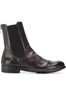 Officine Creative Ankle Length Boots - Marrom