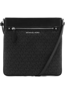 Bolsa Michael Kors Connie Lg Ns Crossbody Preto