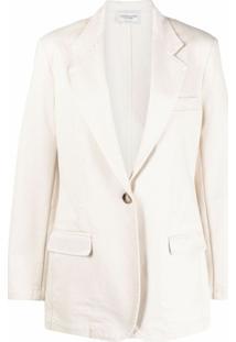 Forte Dei Marmi Couture Blazer Super Mama - Branco
