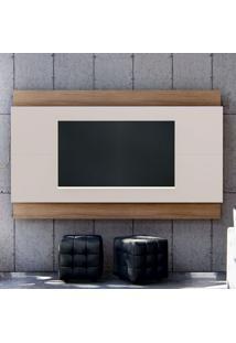 Painel Para Tv Atã© 65 Polegadas Expand Ii Off White E Noce
