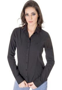 Camisa Básica Calvin Klein