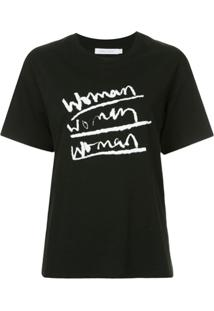 Nobody Denim Camiseta Woman - Preto