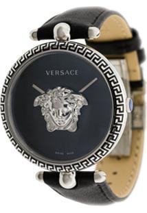 Versace Relógio 'Palazzo Empire' - Preto