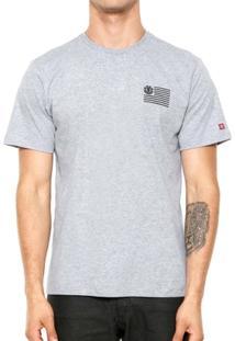 Camiseta Element Flag 92 - Masculino