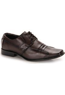 Sapato Social Masculino Urbano Rsy - Marrom