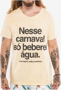 Camiseta Lúpulo Carnaval 103530
