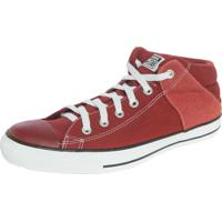 240d54d3341 Tênis Converse All Star Ct As Axel Mid Marrom