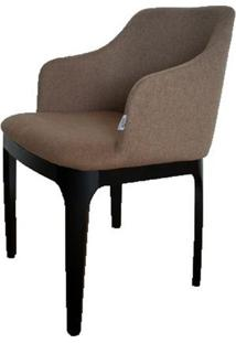 Cadeira Versailes C/ Braco Marrom 79 Cm (Alt) - 47547 Sun House